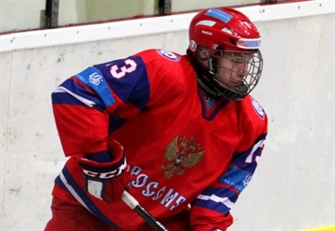 Russia's draft star